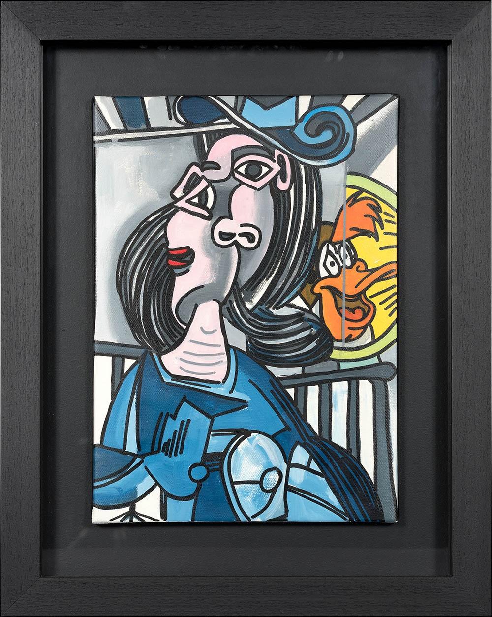 Hommage à Picasso