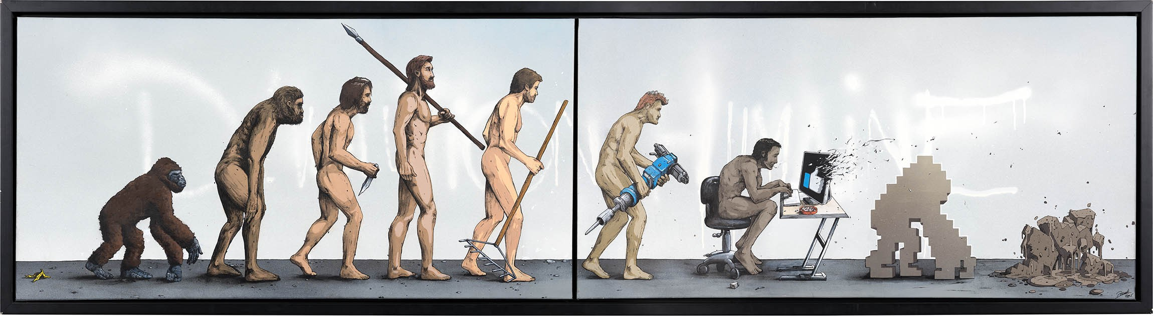 Révolution humaine
