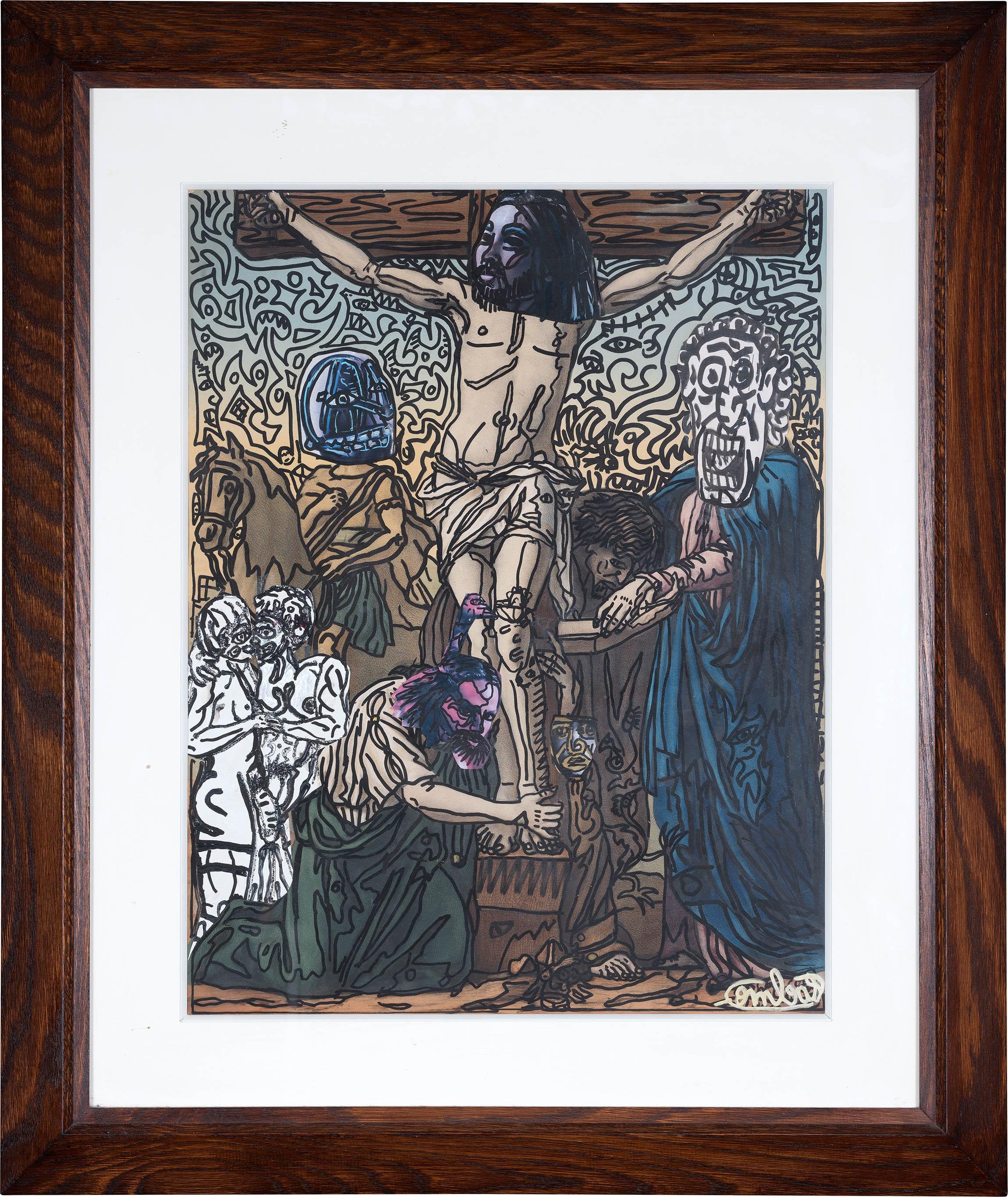 Jésus encore en mauvaise compagnie